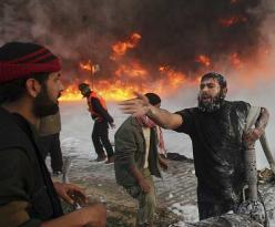 Gaza Fire 27. Dezember 2008