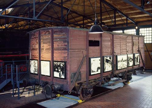 Deportationswagen DTMB