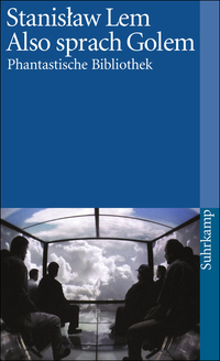 Stanislwa Lem: Also Sprach Golem - Suhrkamp Verlag