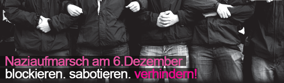 Antifa Event 6. Dezember 2008