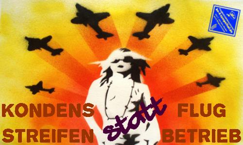 Aktionsbündnis Be-4-Tempelhof - Be 4 Scheiße