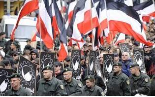 Naziaufmarsch in Dortmund 6.9.08