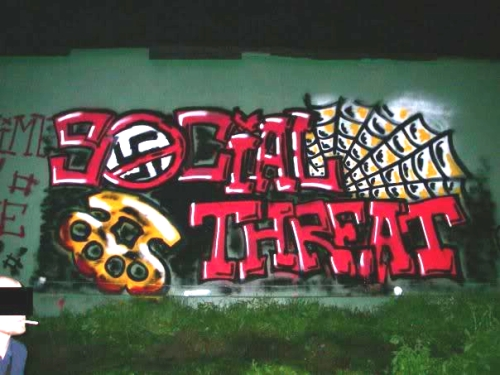 GWARP - Social Threat 66