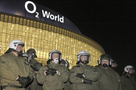 Eröffnung der O2 World