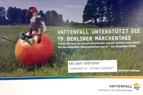 Vattenfall Maerchen